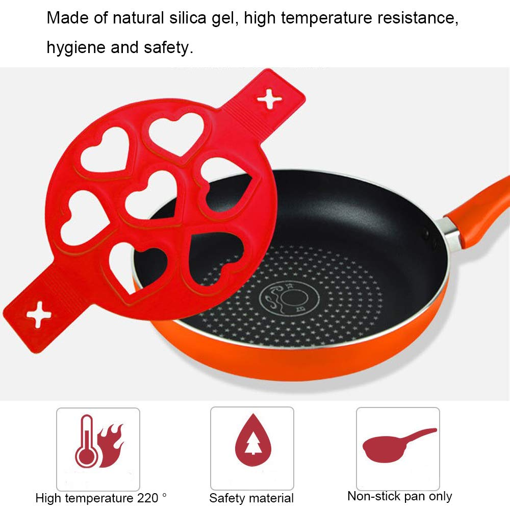 The Perfect Christmas Gift 🎅 Reusable Silicone Omelette Mold
