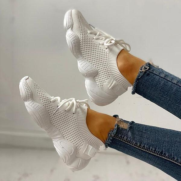 Upawear Net Surface Breathable Non-Slip Sneakers