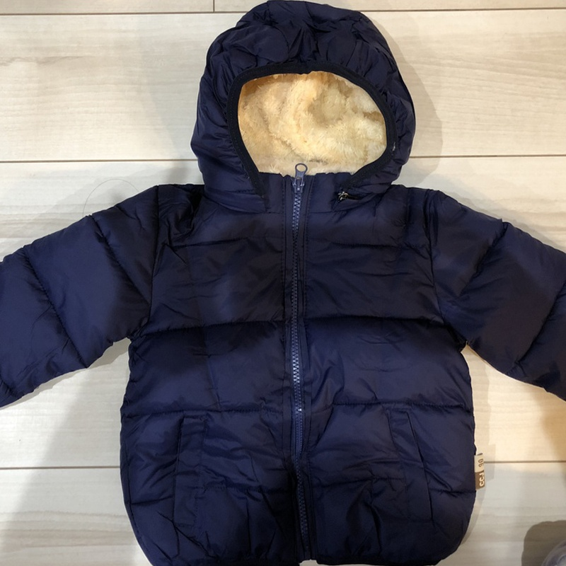 Baby Girls & Boys Winter Jackets Kids Thickening Padded Coat Toddler Outerwear Clothes Children Warm Jackets For Boys Girls 1-9Y