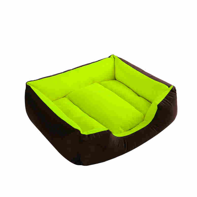 Pets cuddly bed puppy dog pillow round cat warm winter sofa beds and homes perro beds and puppy dog houses petbed