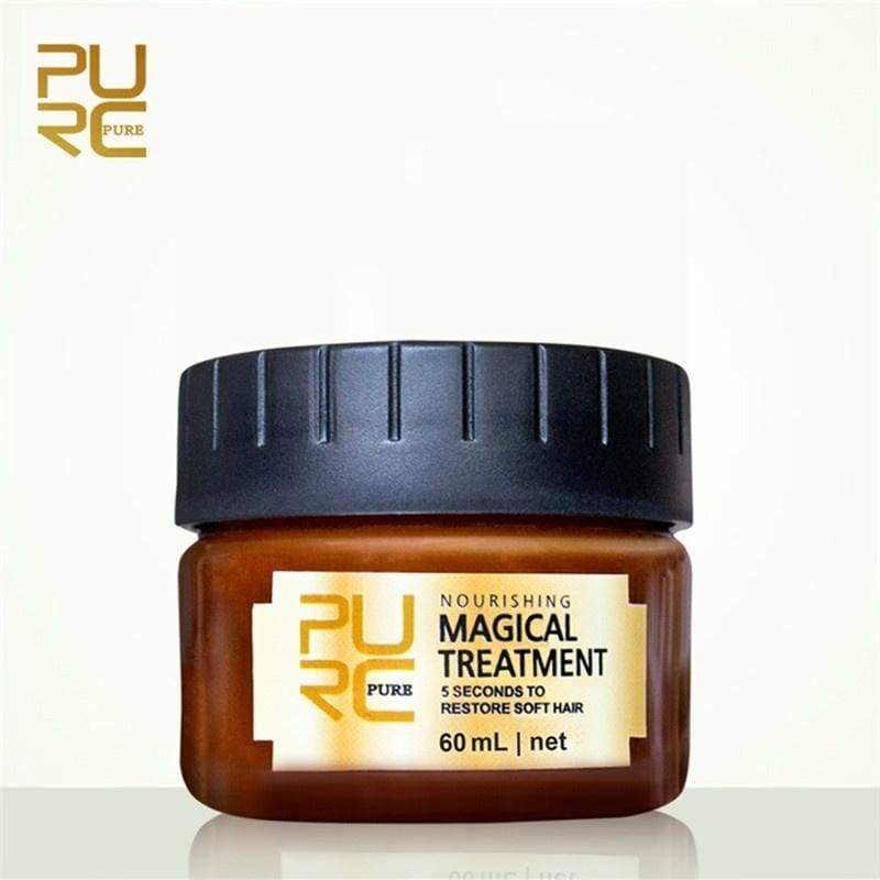 120/60ml Hair Mask Magical Treatment Mask 5 Seconds Repairs Damage Restore Soft Hair Treatment Mask Hair Conditioner Dry Damaged Keratin Repair Nourishing Hair Essence Care Smoothing Maintenance