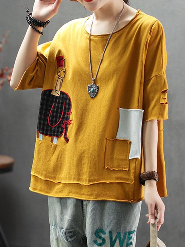 So Lively Cotton Top