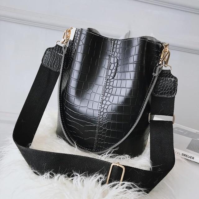 Luxury Design Bucket Bag Crossbody Bag