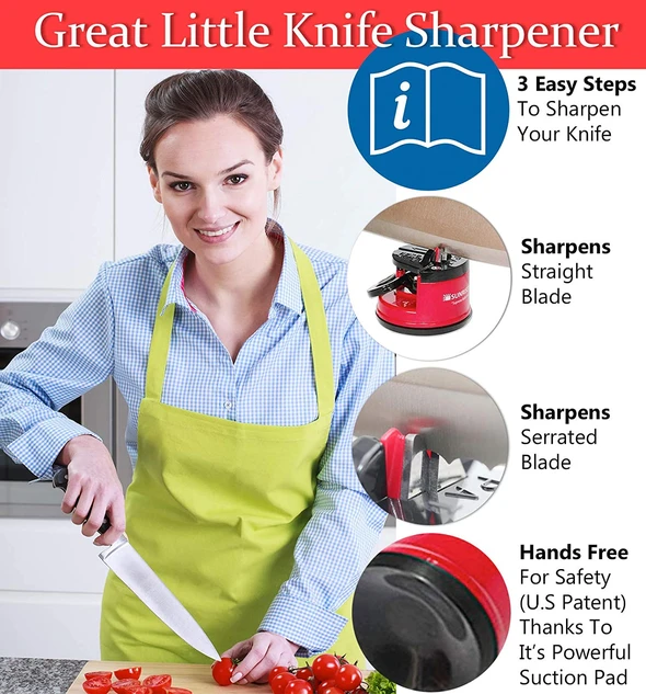 (Christmas Sales)Smart Knife Sharpener