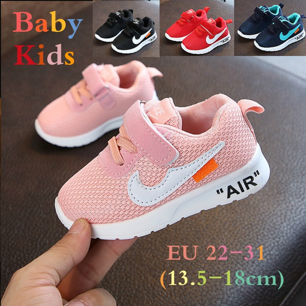 2019 Cool Kids Mesh Shoes Boys&Girls Comfortable Sports Sneakers