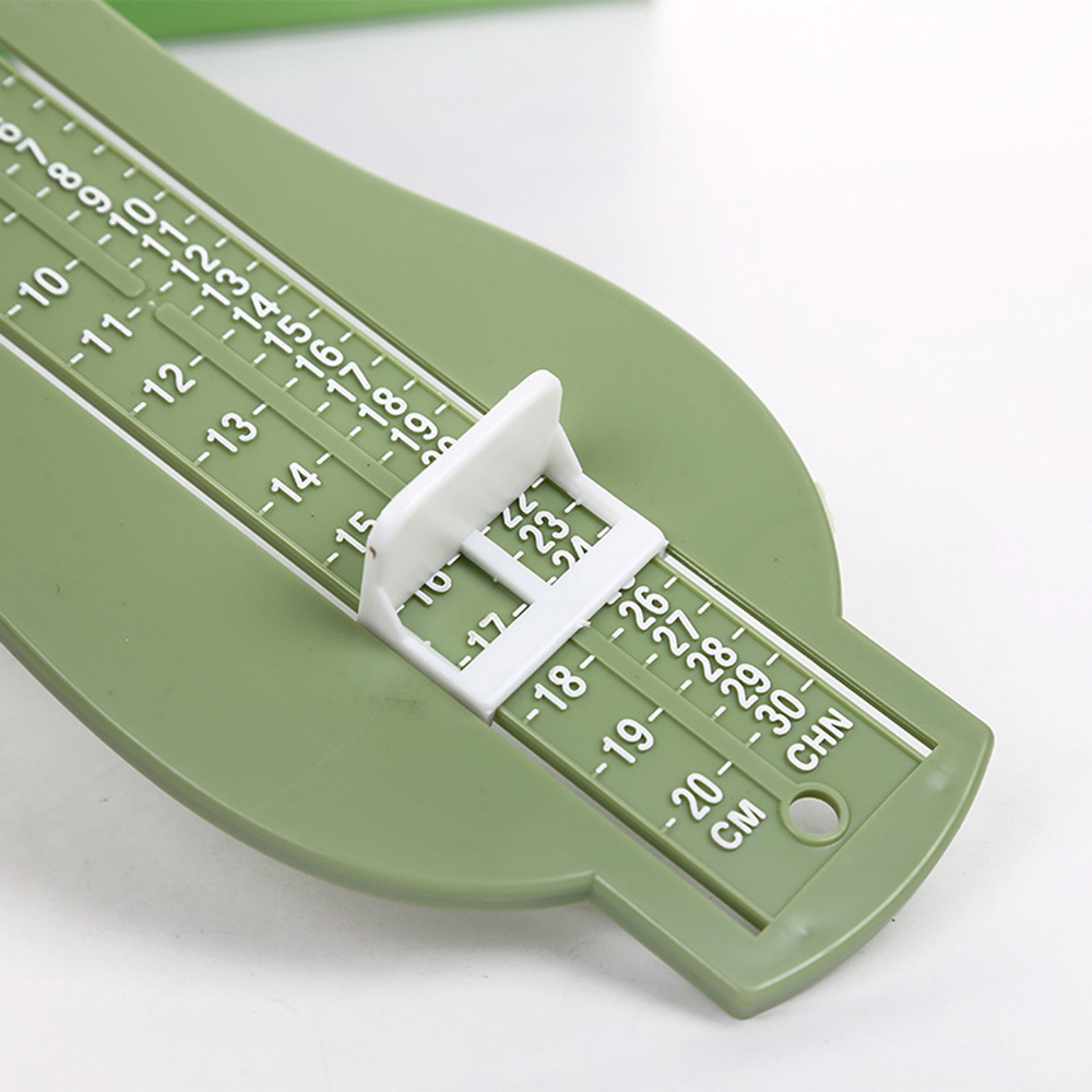 Baby Foot Measuring Device
