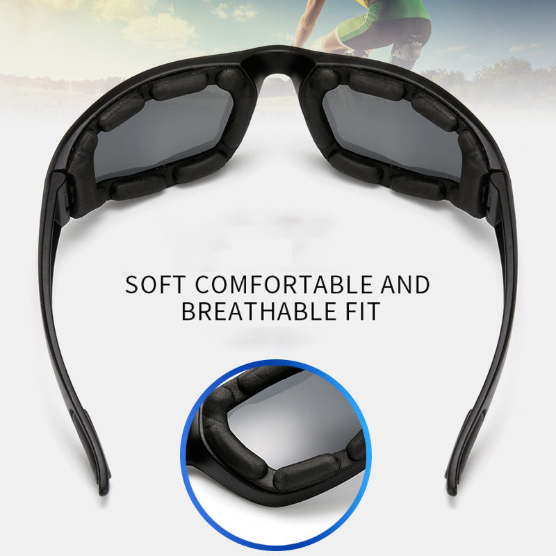 iBoyce Men and Women Outdoor Cycling Eye Protection Ski Glasses Sunglasses