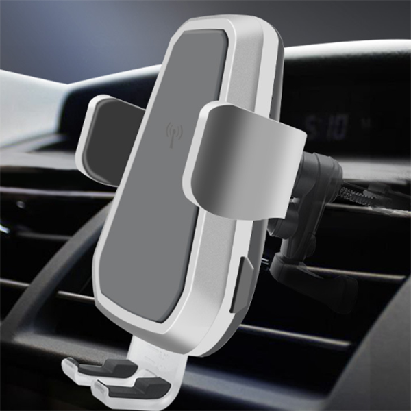 Mobile phone bracket for automatic car outlet