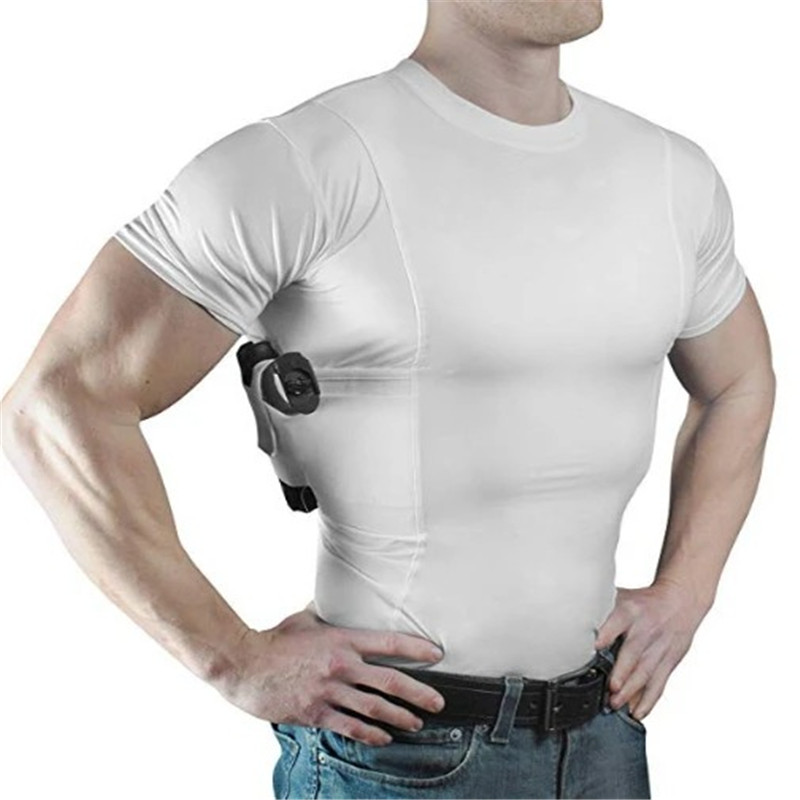 Concealed Carry T Shirt for Unisex