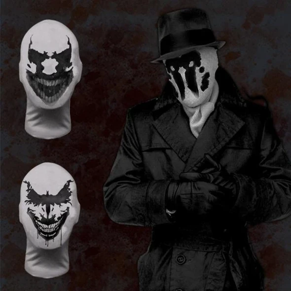 Magic Mask with REAL Moving Inkblots