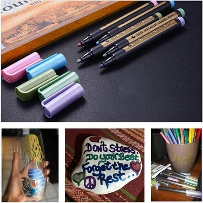 🎉BUY MORE SAVE MORE🎉Colored Paint Marker Pens