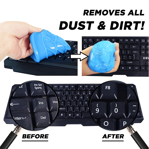 All-Purpose Magic Cleaning Slime