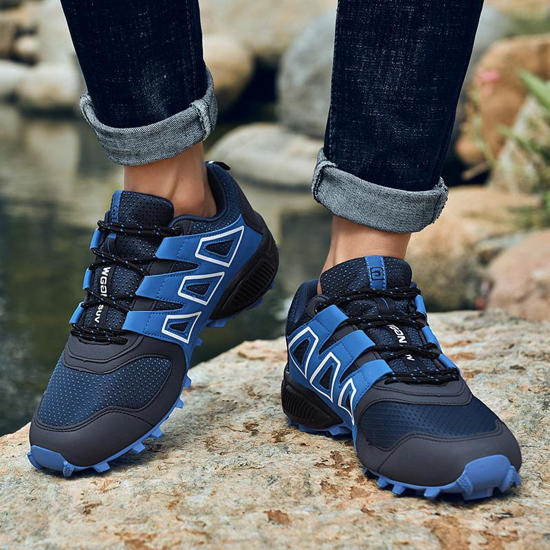 Men's fashion sports hiking shoes 128685