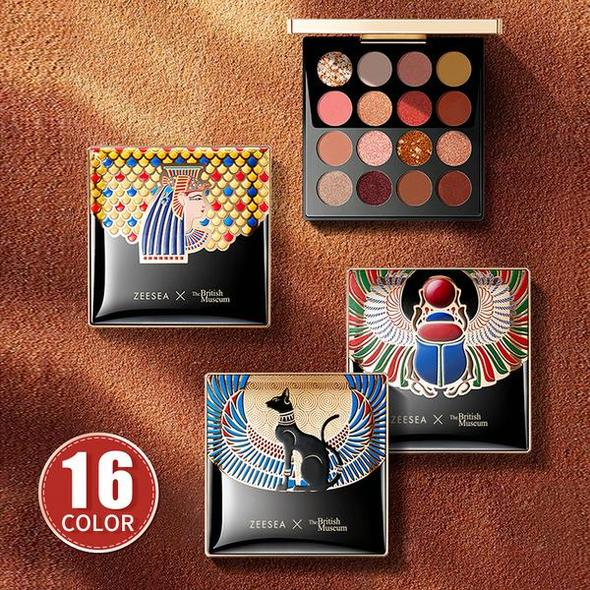 ZEESEA MYSTERIOUS EGYPT 16-COLOR EYESHADOW PALETTE