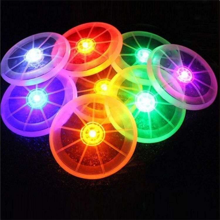 🌟Buy more save more--LED Flying Disc🤩