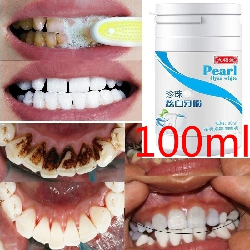 2019 NEW Bamboo Charcoal Tooth Powder for Teeth Fresh Breath Improve Teeth Care50ML60ML80ML;100ML