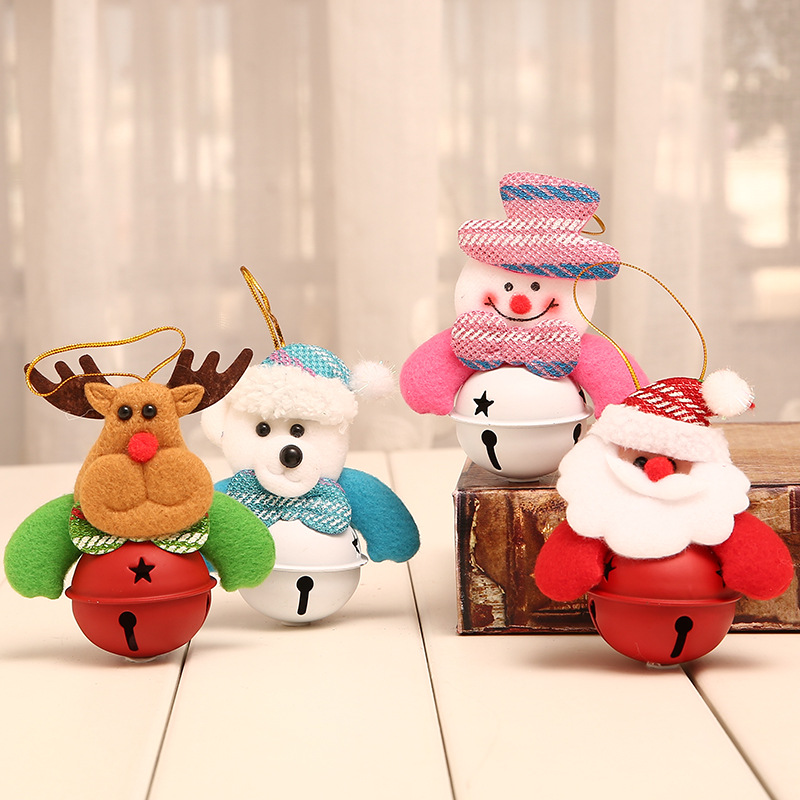 (🎄Early Christmas Sale🎄- Save 40% )🔔Christmas Ornaments Bells Decorations