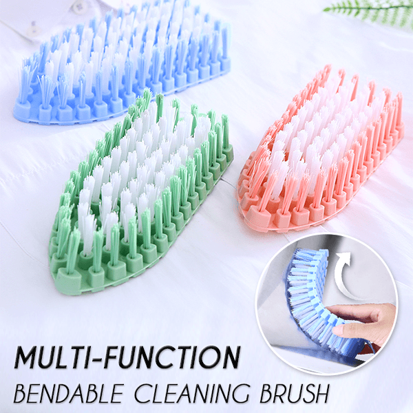 Multi-function Bendable Cleaning Brush