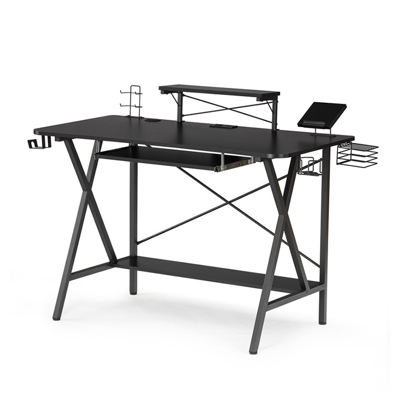 Buyonhome E-Sports Computer Desk with USB Cup Holder