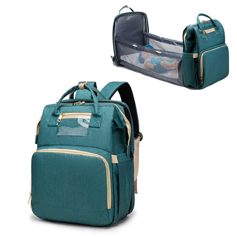 High Quality Expandable Diaper Baby Bag