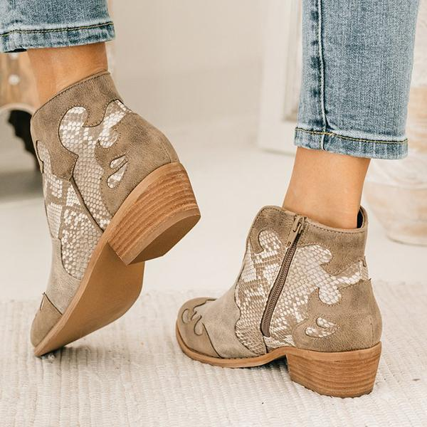 Bonnieshoes Country Girl Leopard Boots