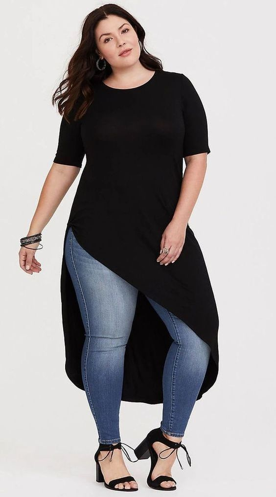 Big Size Tops For Women Trendy Plus Size Jumpsuits Black Plus Size Boutiques Super Morbidly Obese Clothing