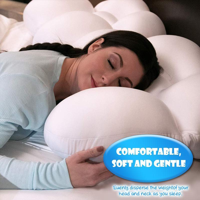 All-round Sleep Pillow-white