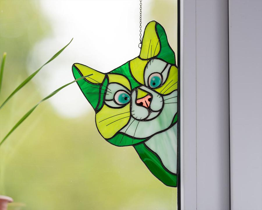 Funny Cat Decor - Christmas gifts