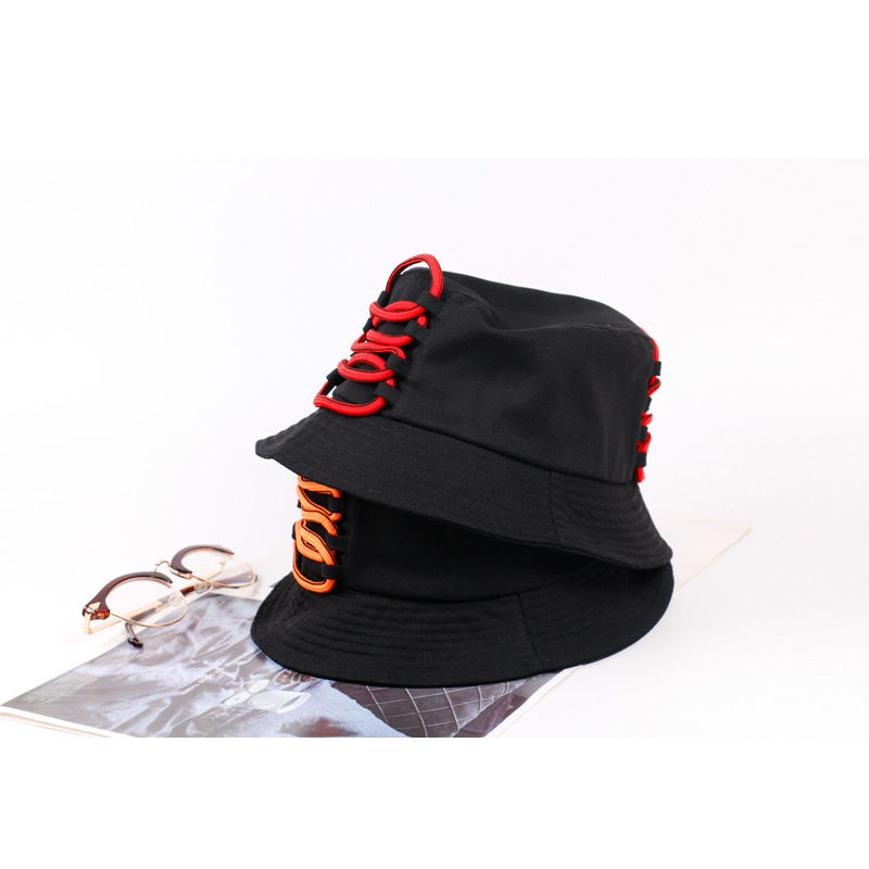 Cappello - Couple Matching Lace-Up Bucket Hat