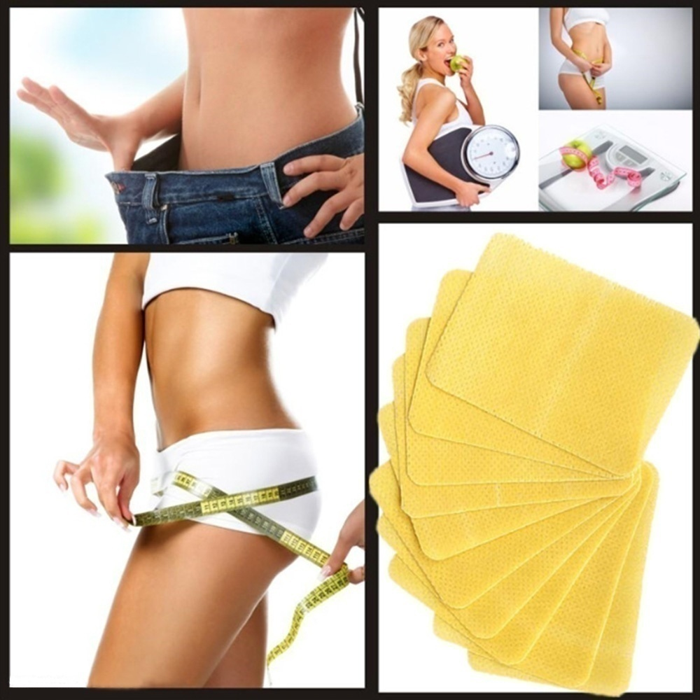 New 300 /200/100/50PCS Weight Loss Slimming Diets Chinese Medicine Slim Patch Pads Detox Adhesive Sheet Lost Weight
