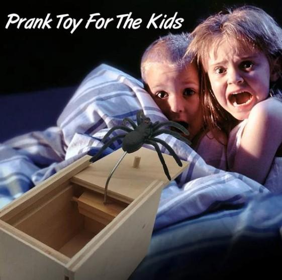 (🎃Halloween's Best Prank-Factory Outlet 50% OFF Today🎃)Prank Scare Spider