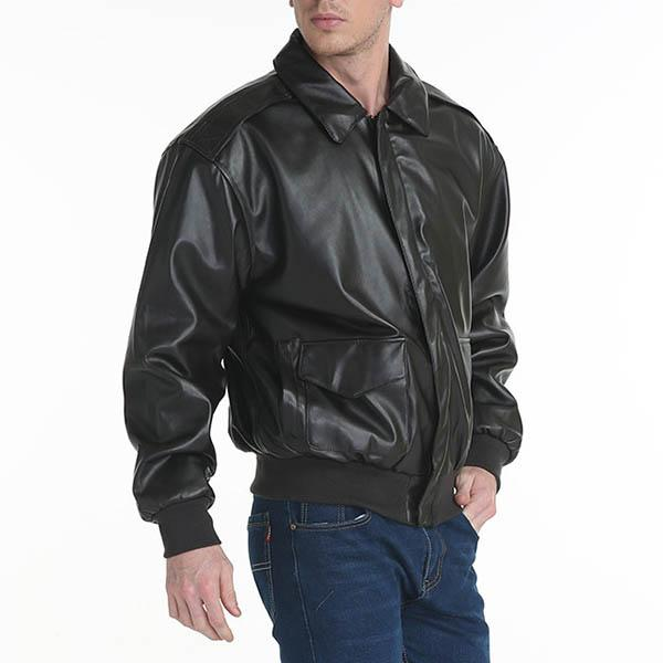 Retro Causal A2 US Air Force Men Bomber Jacket