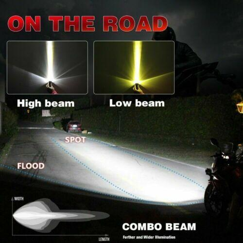 Motorcycle&Car LED Driving Lights -🏍[Suitable For Any Car]