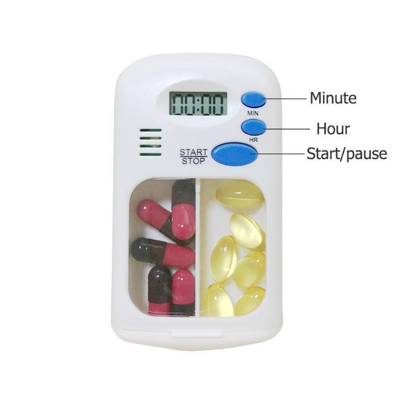 Electronic Timing Medicine Cartridge - Good medicine reminder for people of all ages