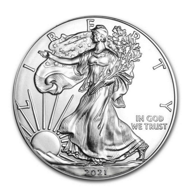 ONLY $9.99 BUY MORE AND SAVE MORE! !! !! - 2011 - 2021 American 1-Ounce Eagle Brilliant Uncirculated