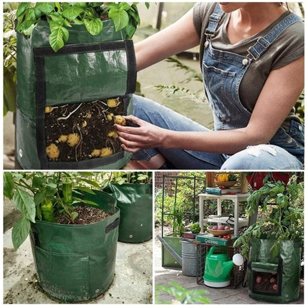 Large capacity planting bag