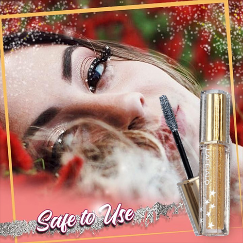 【50% OFF】Twinkle Glitter Eyelash Mascara(Buy 2 save $8.00)