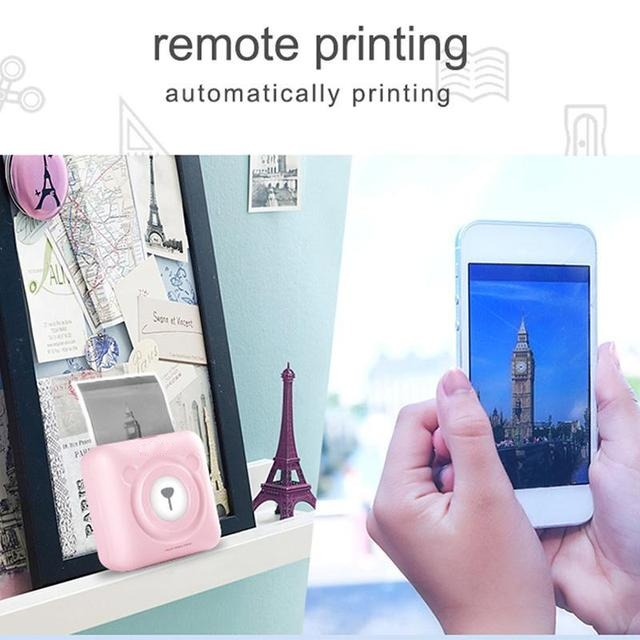 🔥2020 NEW Portable Smart Photo Printer-Buy 2 Free Shipping