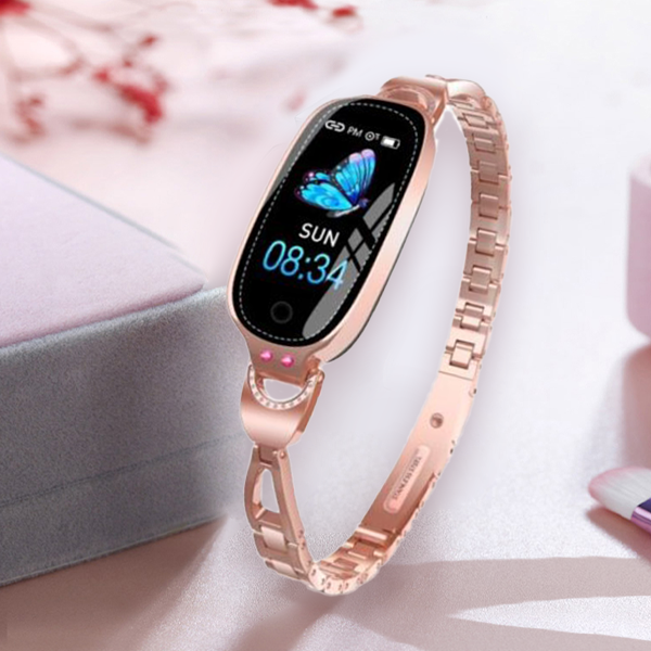 【🎉FREE SHIPPING🎉】Waterproof Women Smartwatch for Apple & Android phone