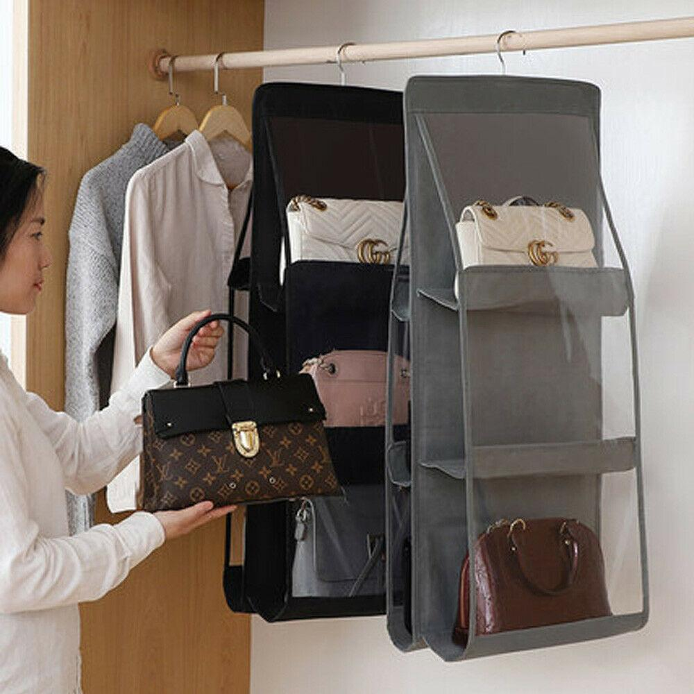 (Winter Sale-Save 50% OFF) Anti Dust Handbag Storage-Buy 3 Get Extra 15% OFF Only Today
