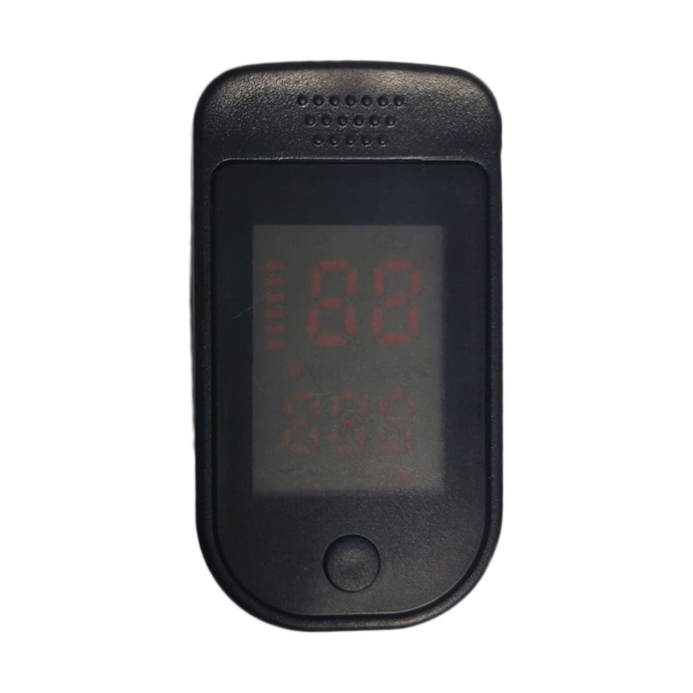 High Quality    Finger Pulse Oxygen Saturation Monitor Blood Oximeter Blood Meter Waterproof Pulse Oxygen Storage Box /Without Battery