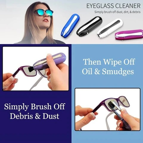 🔥(Hot sale)Eyeglass Cleaning Kit-Buy one get one free