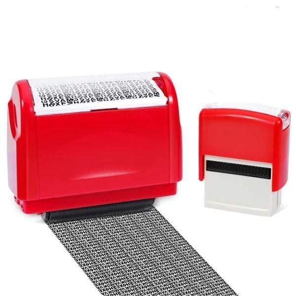 Identity Theft Protection Roller Stamp - 50% OFF TODAY