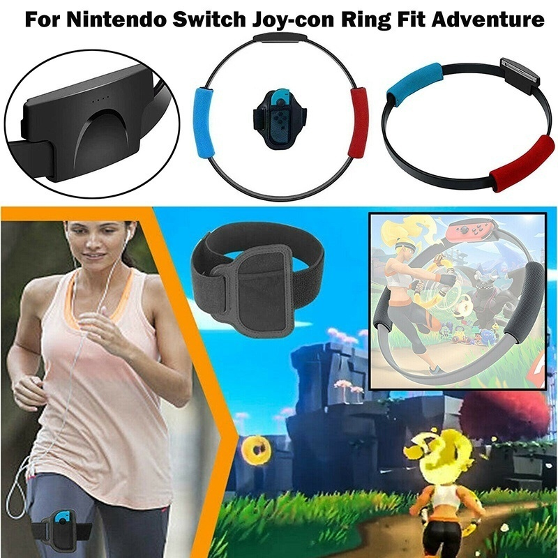 For Nintendo Switch Controller Ring Fit Adventure (Without games&handles)