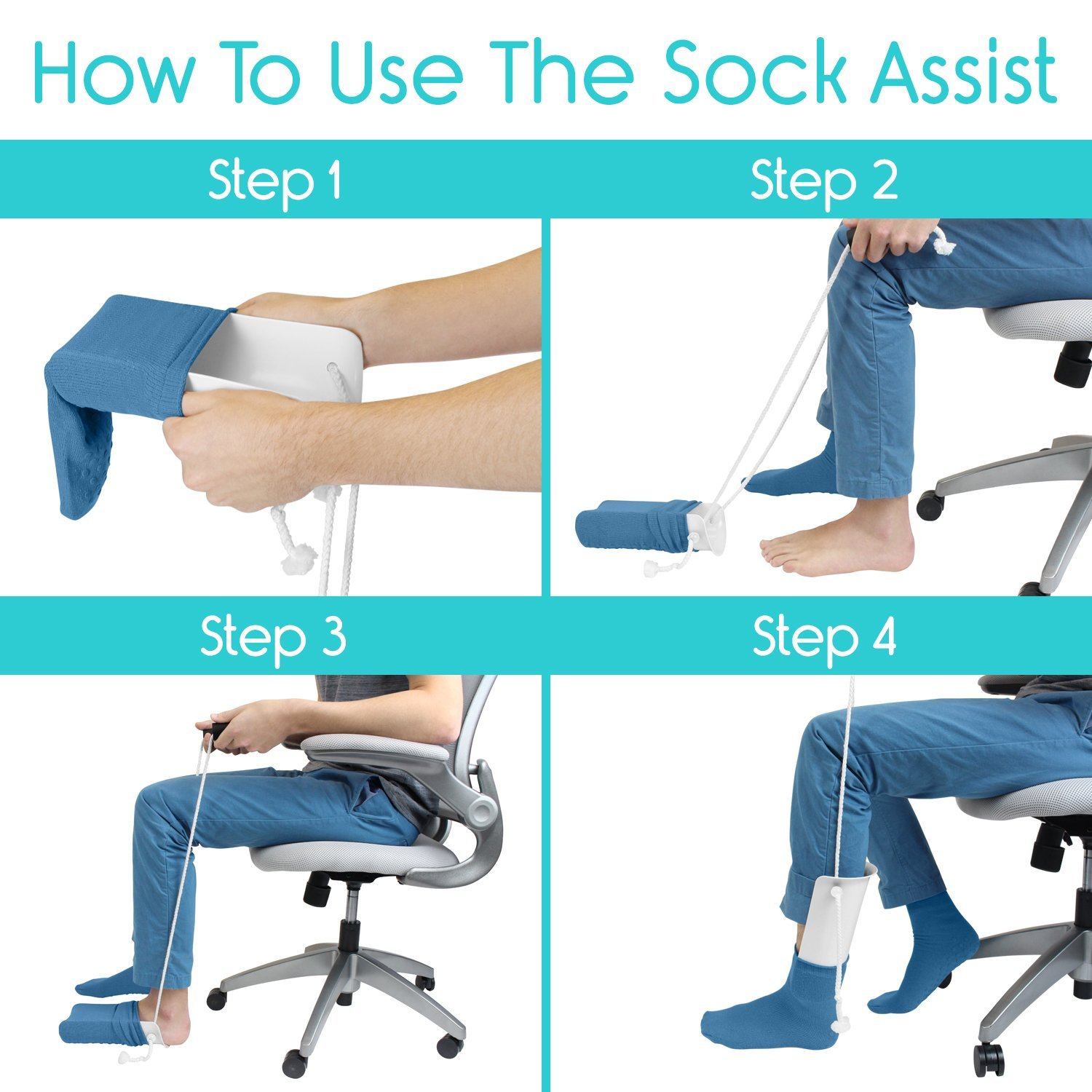 The sock assist