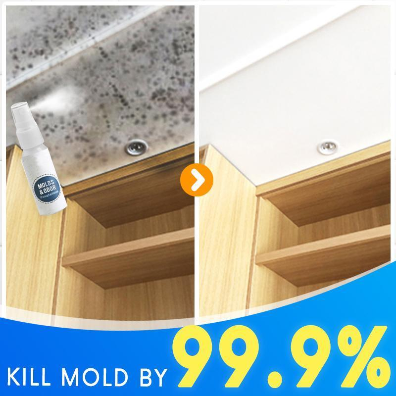 2021 New Mold Killer🔥Moldoff Mildew Removal Spray💥Buy 2 get 1 Free
