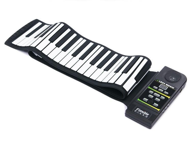 🔥BIG SALE! Best gift🔥 - hand roll portable piano