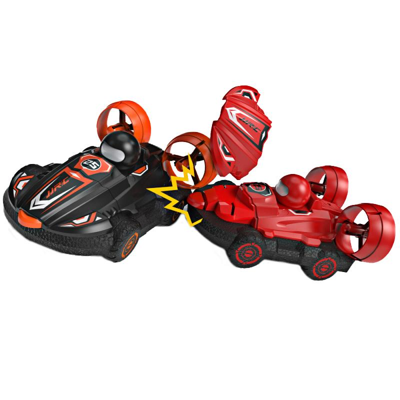 JJRC Q86 2 in 1 Water Ground Mode RC Hovercraft Quadcopter