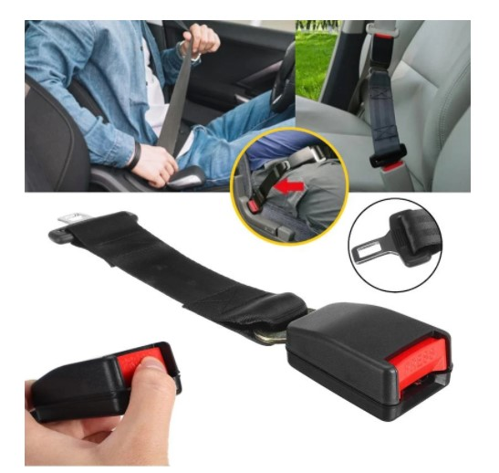 🔥50% OFF🔥Limited Time Offer For The Last Few Daysoffer -Car Safety Extension Belt