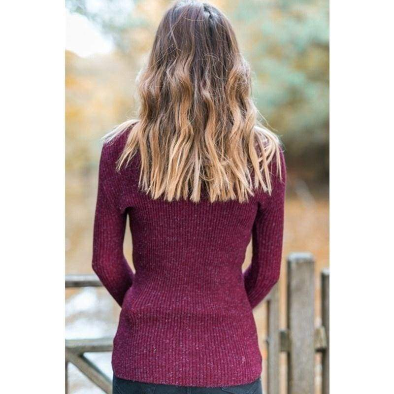 Women Casual Collar Knitting Knitwear Tops Autumn Winter Bottom High Neck Sweater Long Sleeve Sweaters Bottoming Shirts